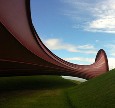 Anish Kapoor . Gibbs Farm