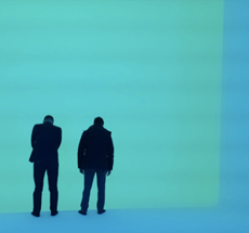 James Turrell & Robert Irwin