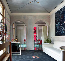 Nina Yashar apartment