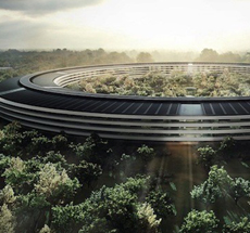 Apple's Spaceship