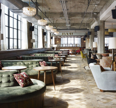 Soho House Chicago . USA