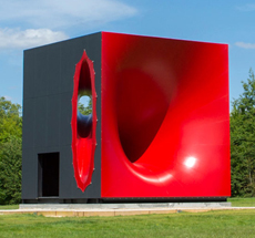 Anish Kapoor . Versailles . France