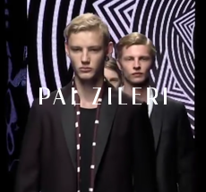 Pal Zileri . man catwalk spring summer 2016