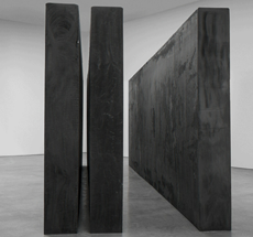 Richard Serra . Gagosian gallery
