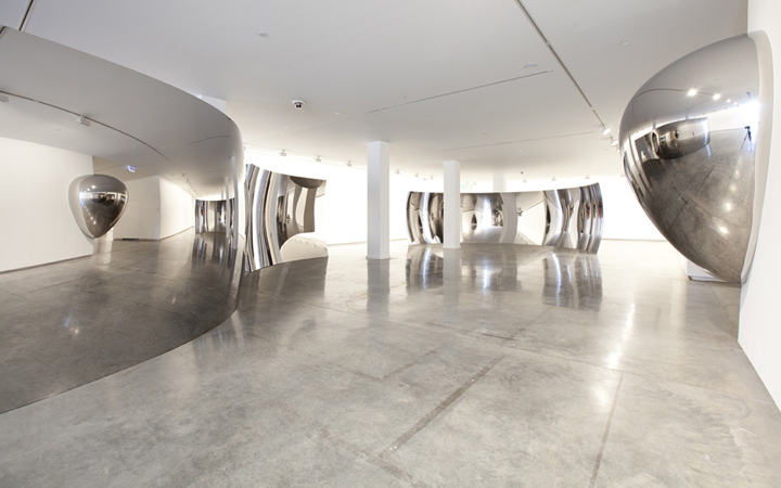 Anish Kapoor . Museum of Contemporary Art Australia . Sydney . Australia