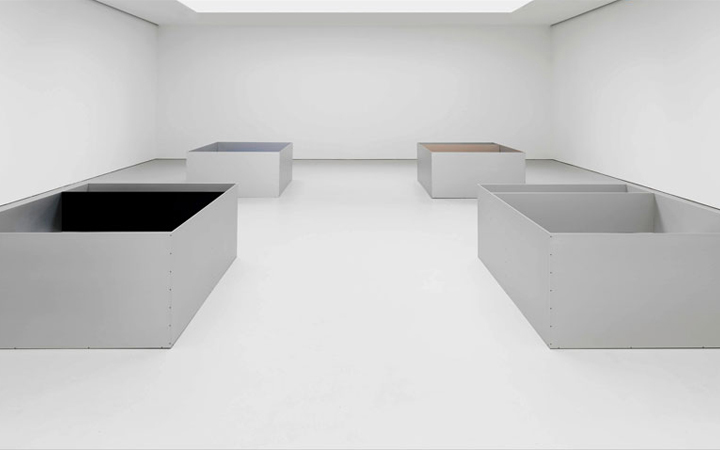 Donald Judd @ David Zwiner . New York . USA