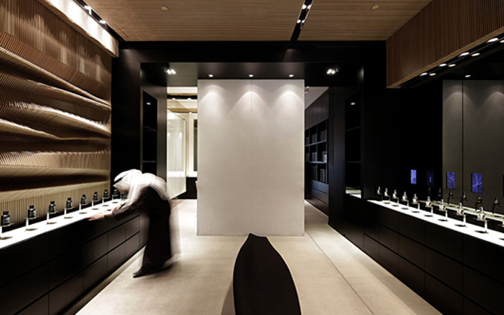 TFK . The Fragrance Kitchen store . Kuwait City