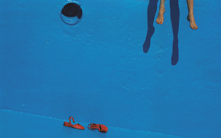 Guy Bourdin . Deichtorhallen . Amburgo . Germany