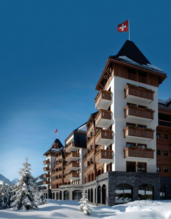 Hote Alpina Gstaad . Switzerland