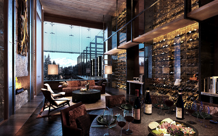 The Chedi . Andermatt . Switzerland