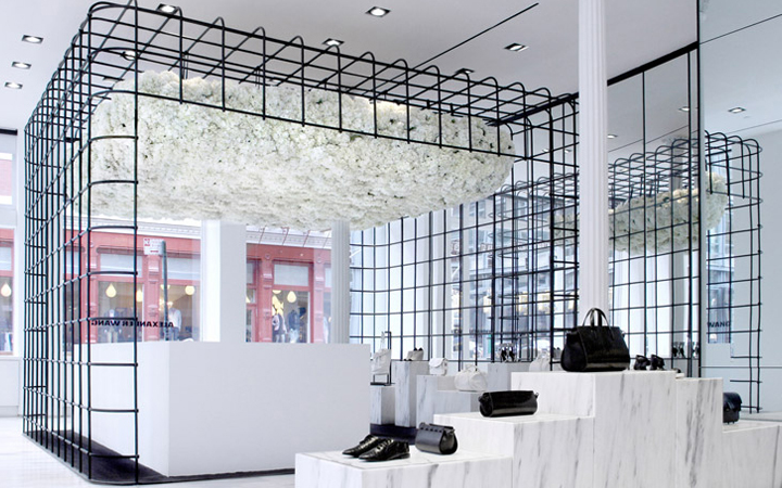 Alexander Wang . SoHo . New York . Ryan Korban
