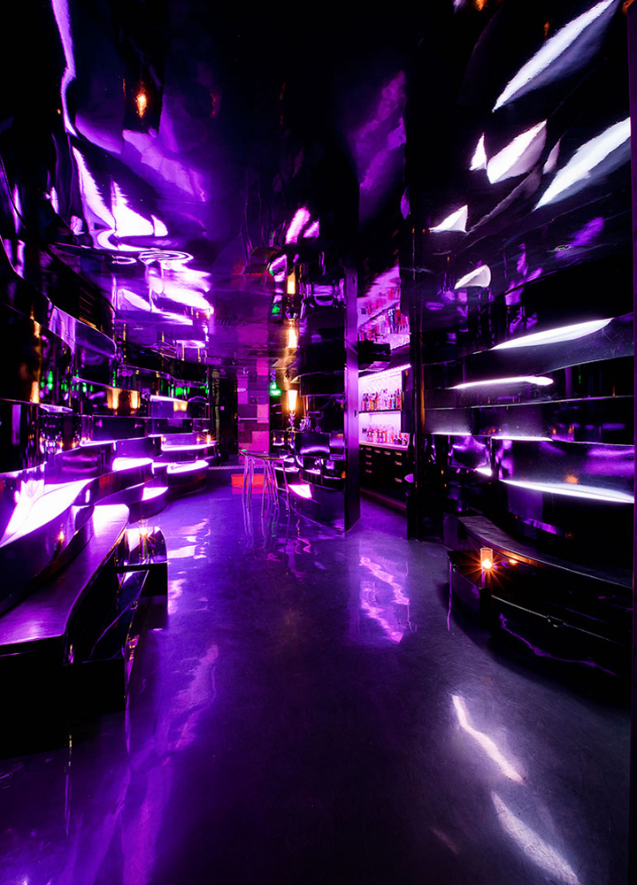Ultraviolet . Paul Pairet . Shanghai . China