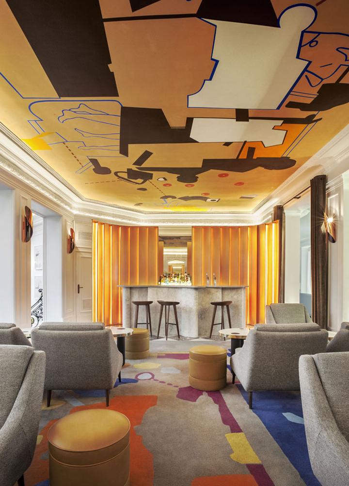 hotel vernet mrk coolhunting. Black Bedroom Furniture Sets. Home Design Ideas