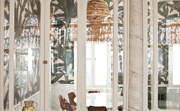 Lisa Restaurant . Beirut . Lebanon