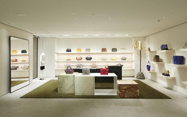 celine store mrk coolhunting. Black Bedroom Furniture Sets. Home Design Ideas