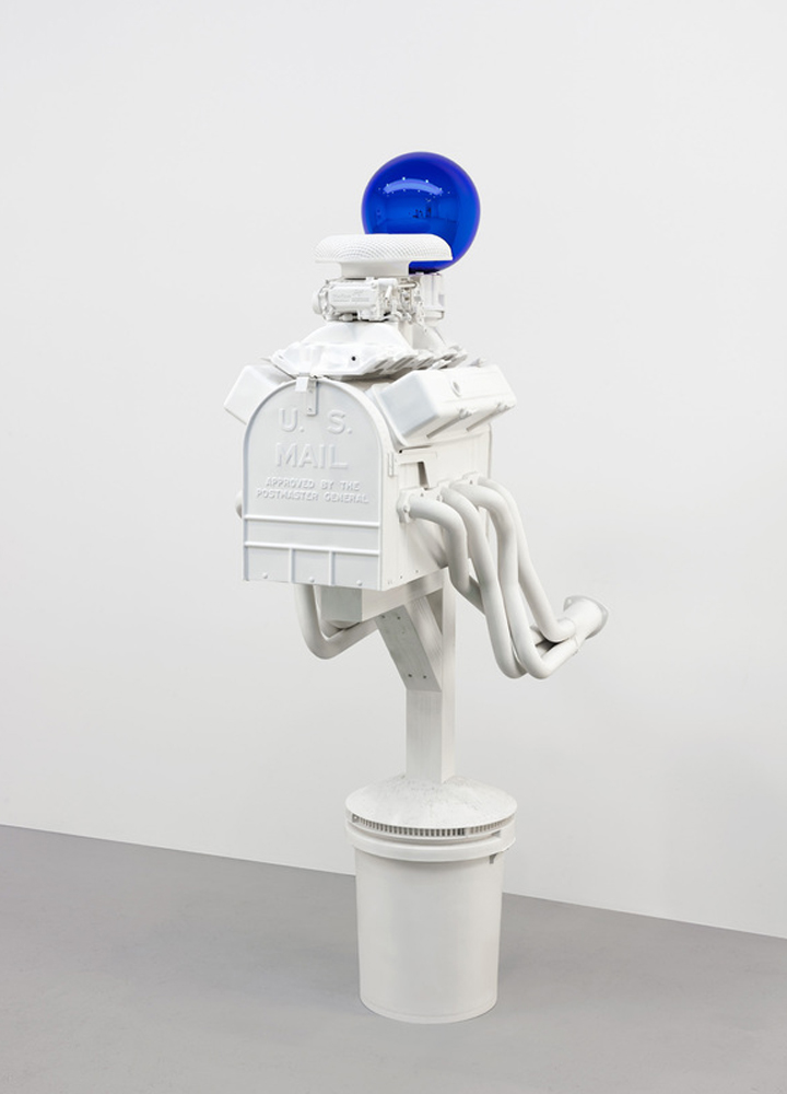 Jeff Koons . Whitney Museum of American Art . New York . USA