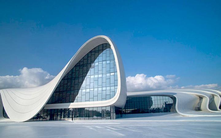 Heydar Aliyev Centre Mrk Coolhunting