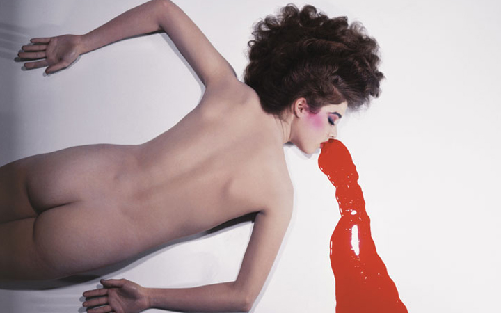 Guy Bourdin . Somerset House . London