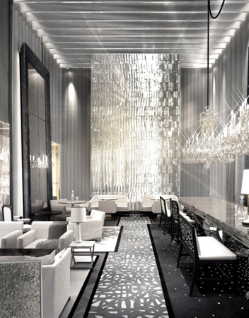 Baccarat Hotel and Residence . New York . USA