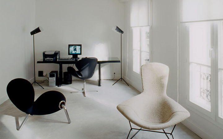 3 Rooms hotel . Azzedine Alaia . 10 Corso Como. Paris . France