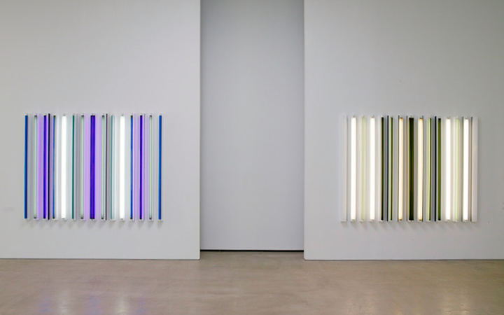 Robert Irwin . Cacophonous . Pace . New York . USA