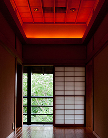 House of light . James Turrell . Tokyo. Japan