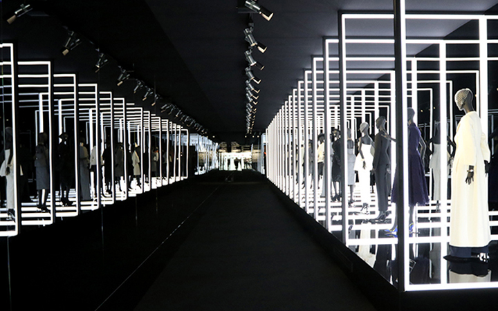 House of Dior . Seoul . Korea