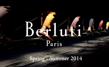 Berluti . men fashion show . Spring Summer 2014