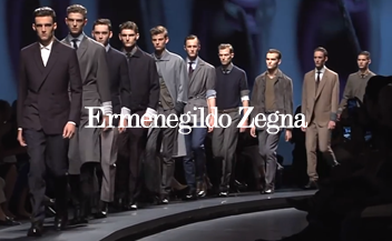 Ermenegildo Zegna . men fashion show . Spring Summer 2014