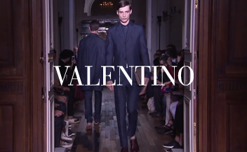 Valentino . men fashion show . Spring Summer 2014