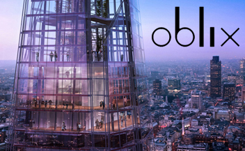 Oblix . The Shard . London . England