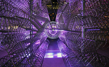 Ai Weiwei . Forever Bicycles Toronto 2013 . Canada