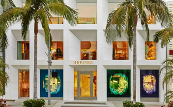Hermès . Rodeo Drive . Beverly Hills . Hollywood . California . USA