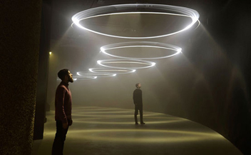 United Visual Artists . Momentum . London . United Kingdom