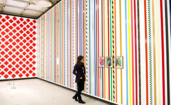 Martin Creed . What's the Point of It . Hayward gallery . London . United Kingdom