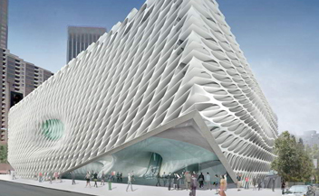 The Broad Art Foundation . Los Angeles . USA