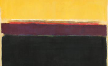 Mark Rothko . Gemeentemuseum . Deen Hag . Aia . Holland