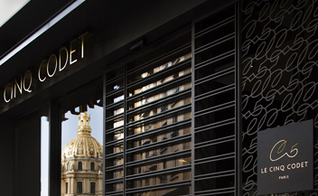 Le Cinq Codet . Paris