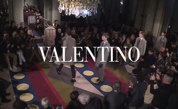Valentino . man's fall winter 2015 fashion show