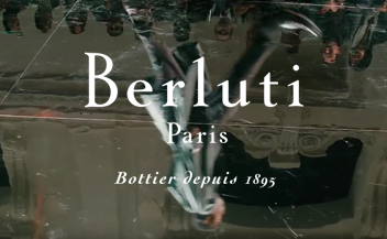 Berluti . man's fall winter 2015 fashion show