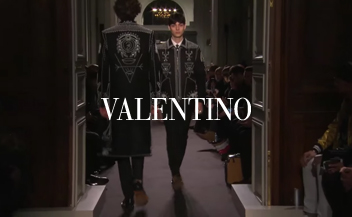 Valentino . man catwalk fall winter 2016