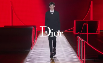 Dior . man catwalk fall winter 2016