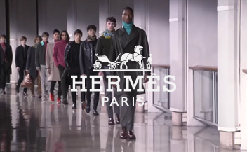 Hermes . man catwalk fall winter 2016